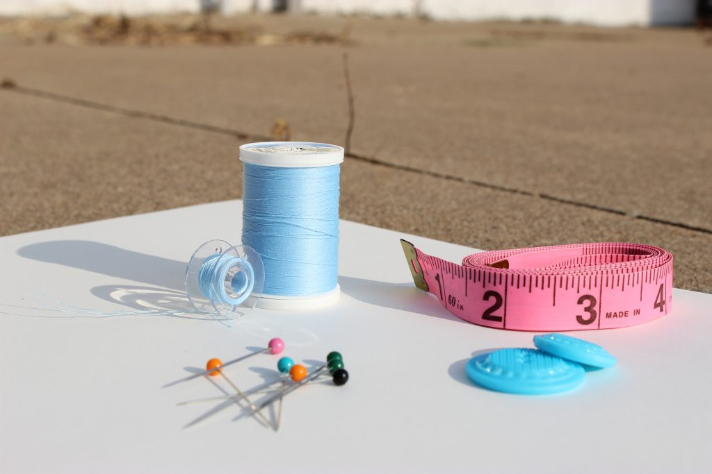 Sewing materials reference image